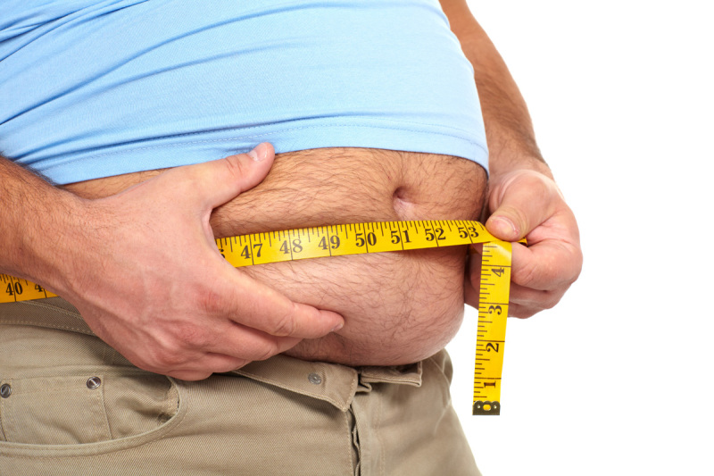 Researchers find the world appears more daunting to fatter people creating a vicious cycle of weight